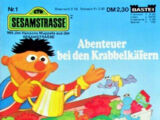 Sesamstrasse (German pocket books)
