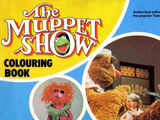 International Muppet coloring books