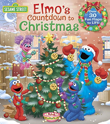 Elmo's Countdown to Christmas (2016 book)