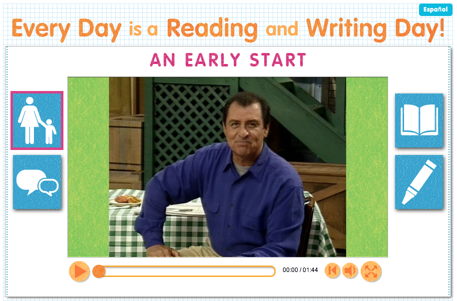 Every Day is a Reading and Writing Day (initiative)