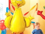 Sesame Street Airwalker balloons
