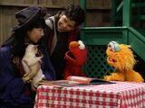 Elmo and Zoe Sketches