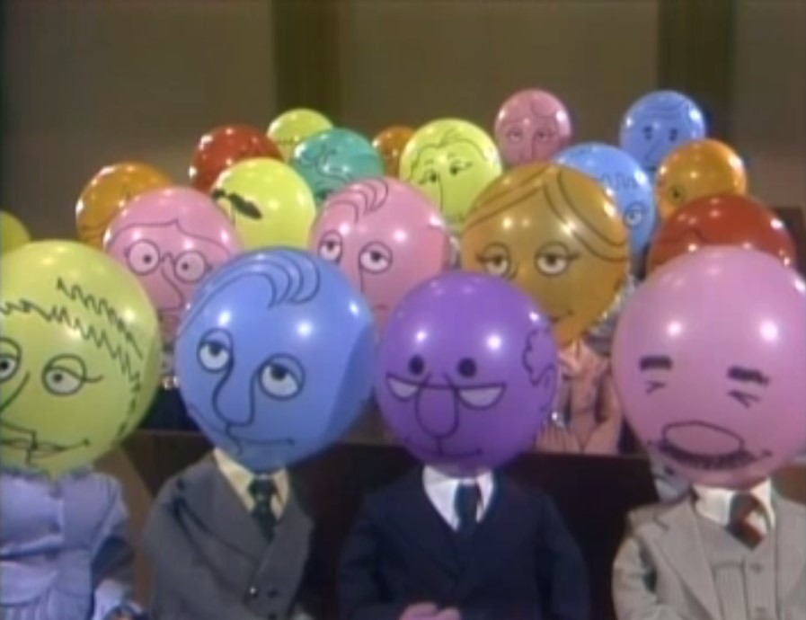 Balloon Audience