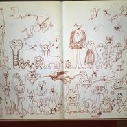 Exhibition imag unlimited sketchbook