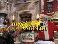 Goodwill Santa Tony Geiss face