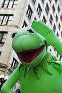 Kermit-Balloon