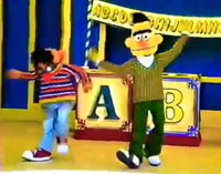 Big bird abcs 14