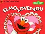 Elmo Loves You (book)