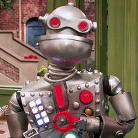 Norbert the Robot