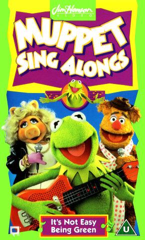 It's Not Easy Being Green (Muppet Sing Alongs)