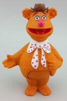 Fozzie stick puppet