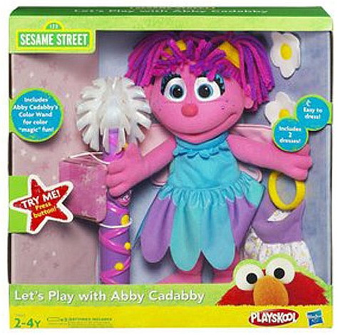 Let's Play with Abby Cadabby