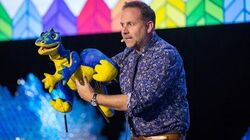TED Joey Mazzarino Life lessons from a Sesame Street Puppeteer