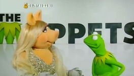BBC Children in Need 2011 Kermit Piggy