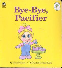 Bye-Bye, Pacifier