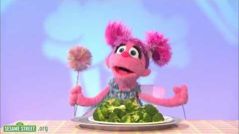 Sesame_Street_Hurray-Hurrah_For_Broccoli