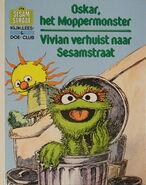 SesamstraatOskarMopperMonster