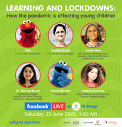 Sesame Workshop India June 20
