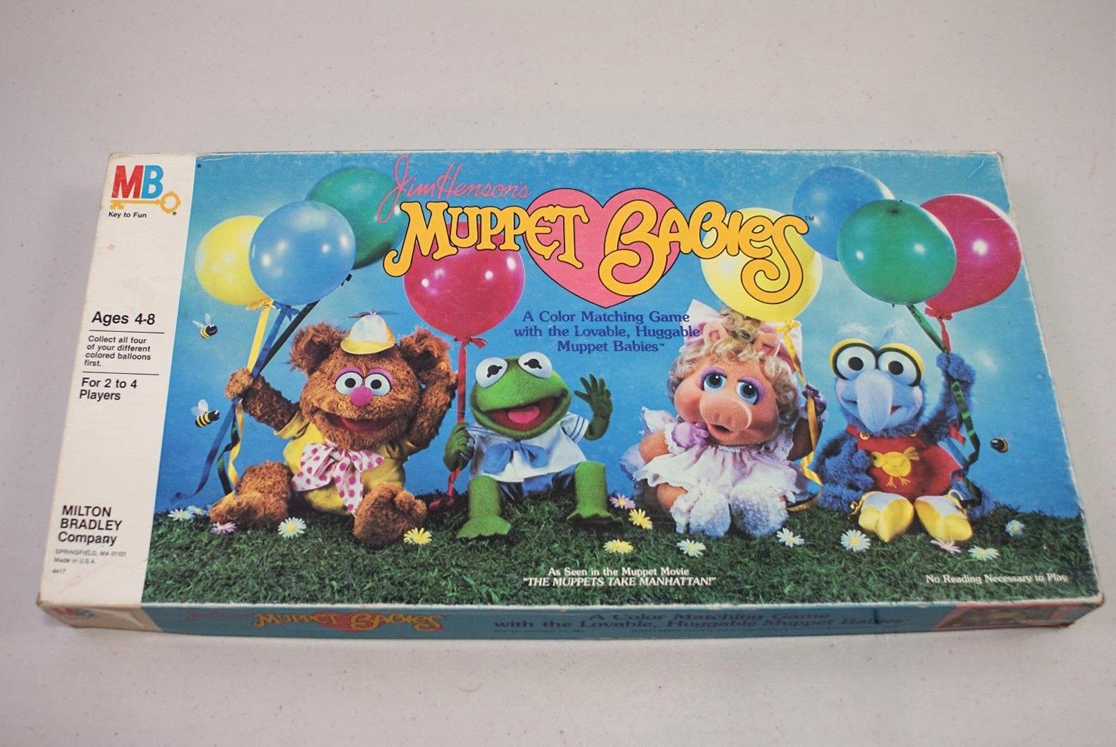 Muppet Babies (1984 board game)