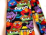 Sesame Street ties