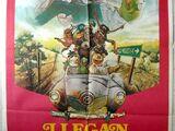 International Muppet Movie Posters