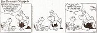 The Muppets comic strip 1982-04-20