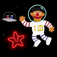 Ernie astronaut namesong2019