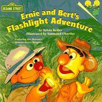 Ernie and Bert's Flashlight Adventure