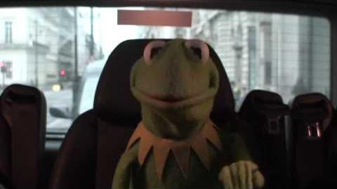 Kermit Answers Twitter 'Is it easy being green?'..