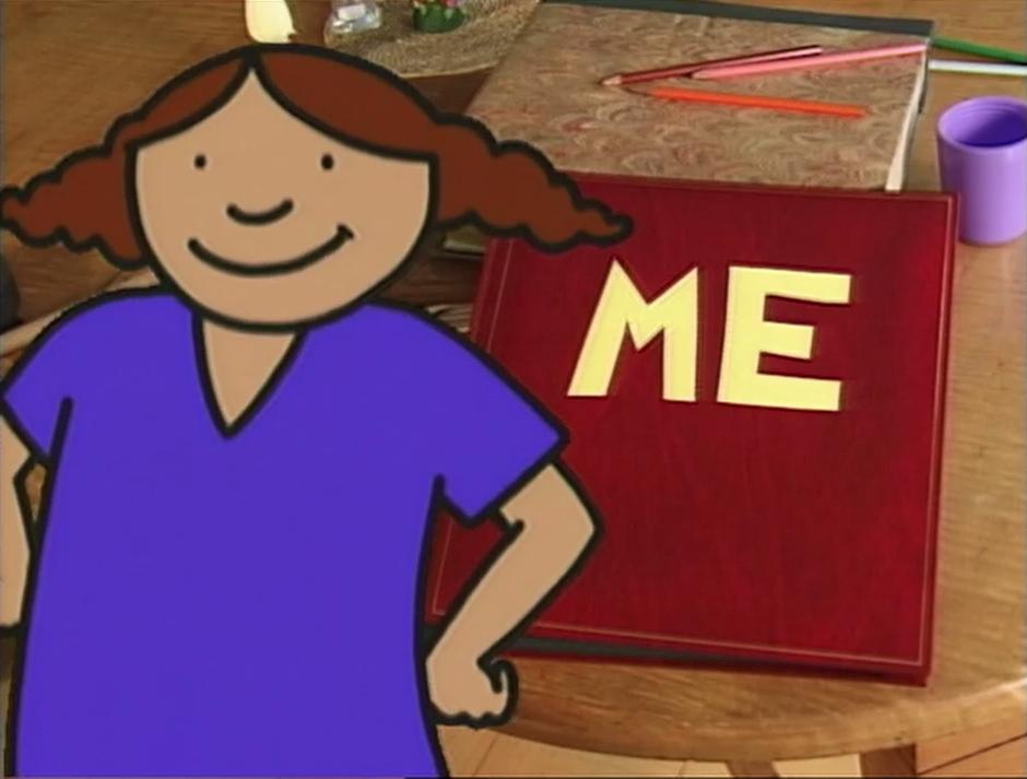 Me, M-E, Me!