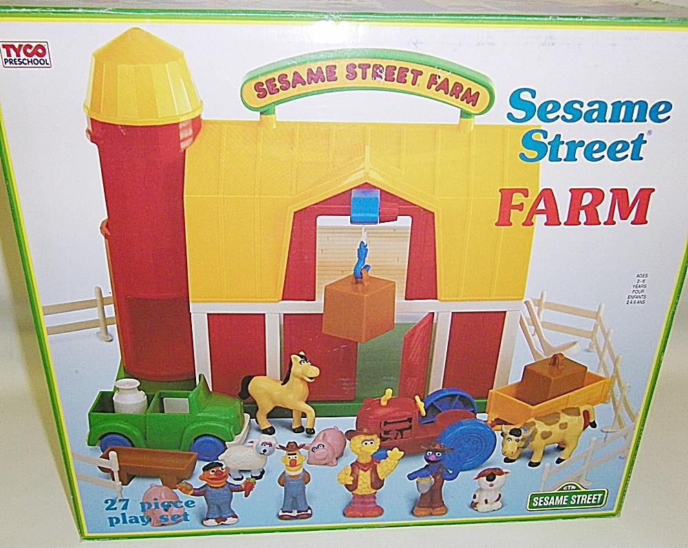 Sesame Street Farm