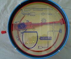 Noble & cooley 1981 animal drum 5