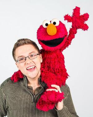 Ryan Dillon and Elmo season 45.jpg