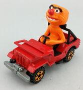 Tomy animal car