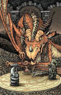 Jim Henson's Storyteller - Dragons 01-Variant - David Petersen