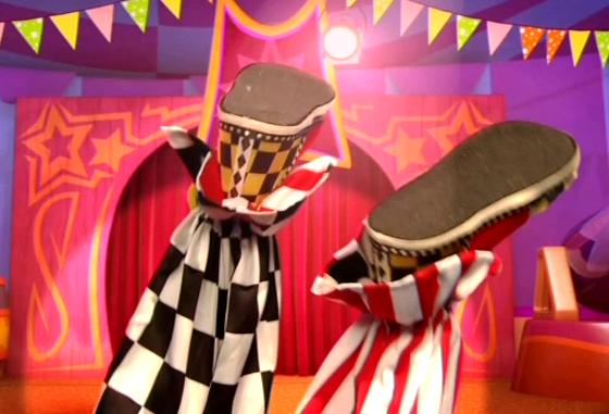 Zowie-Zown the Upside-Down Clown