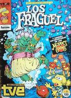 Los fraguel comic