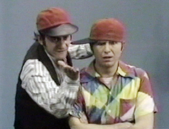 Wally and Ralph
