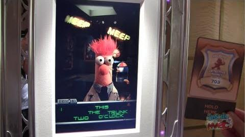 The Muppet Adventure - Midship Detective Agency