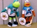 Muppets NHL McDonald's Plush
