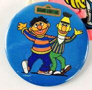 Sesame street live ernie bert button