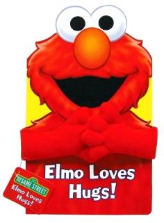 Elmo Loves Hugs!