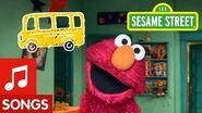 Sesame Street Wheels on the Bus Elmo's Sing Along