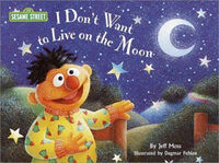 I Don't Want to Live on the Moon (book)
