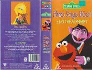 Sesame boo alphabet