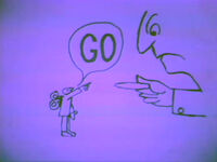 Wind-up man (GO)