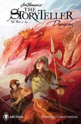 Jim Henson's Storyteller - Dragons 003-000
