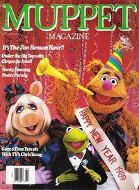 Muppet Magazine issue 25