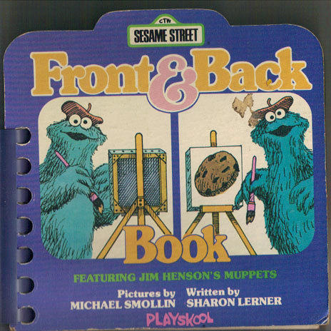 Front & Back Book