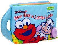 Elmo Has a Little Lamb
